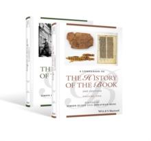 Companion to the History of the Book, PDF eBook