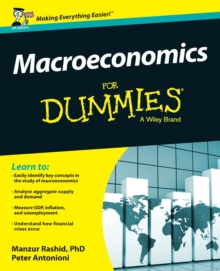 Macroeconomics for Dummies, UK Edition, Paperback Book