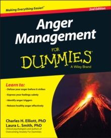 Anger Management For Dummies, Paperback / softback Book