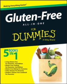 Gluten-Free All-In-One For Dummies, Paperback / softback Book