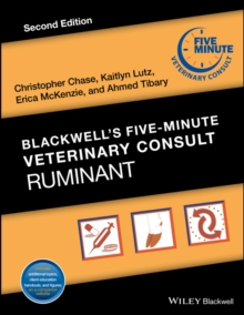 Blackwell's Five-Minute Veterinary Consult: Ruminant, Hardback Book