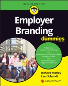 Employer Branding For Dummies, Paperback / softback Book