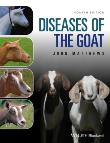 Diseases of the Goat, 4E, Paperback Book