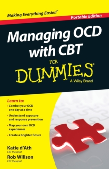 Managing Ocd with Cbt for Dummies, Paperback Book
