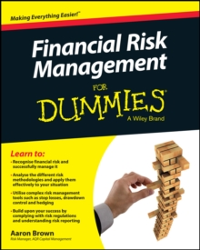 Financial Risk Management For Dummies, Paperback Book