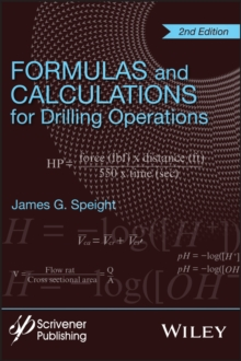 Formulas and Calculations for Drilling Operations, PDF eBook