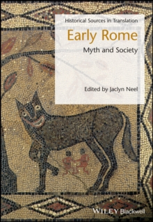 Early Rome : Myth and Society, Paperback Book