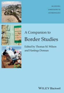 A Companion to Border Studies, Paperback Book