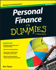Personal Finance For Dummies, Paperback / softback Book