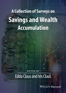 A Collection of Surveys on Savings and Wealth Accumulation, Paperback Book