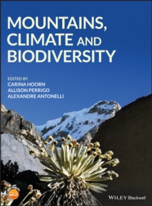 Mountains, Climate and Biodiversity, Hardback Book