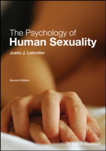 The Psychology of Human Sexuality, Paperback Book