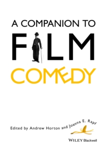 A Companion to Film Comedy, Paperback Book