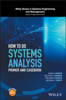 How to Do a Systems Analysis : Primer and Casebook, Hardback Book
