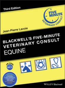 Blackwell's Five-Minute Veterinary Consult : Equine, PDF eBook
