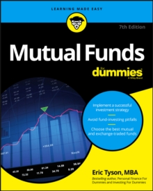 Mutual Funds for Dummies, 7th Edition, Paperback Book