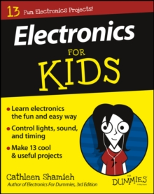 Electronics For Kids For Dummies, Paperback / softback Book
