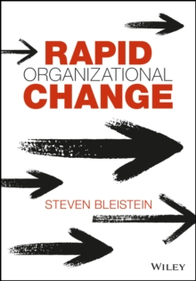 Rapid Organizational Change, Hardback Book