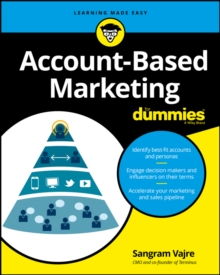 Account-based Marketing for Dummies, Paperback Book