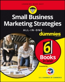 Small Business Marketing Strategies All-In-One for Dummies, Paperback Book