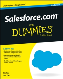 Salesforce.com For Dummies, Paperback / softback Book