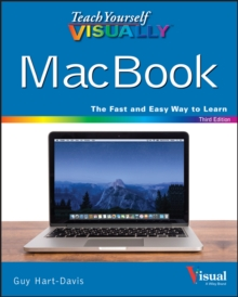 Teach Yourself Visually Macbook, 3E, Paperback Book