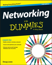 Networking For Dummies, Paperback / softback Book