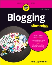 Blogging For Dummies, Paperback Book