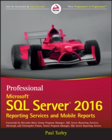 Professional Microsoft SQL Server 2016 Reporting Services and Mobile Reports, Paperback Book