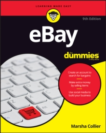 EBay for Dummies, 9th Edition, Paperback Book