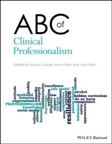 ABC of Clinical Professionalism, Paperback Book