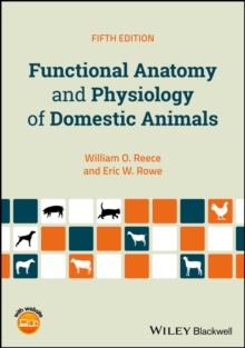 Functional Anatomy and Physiology of Domestic Animals, Paperback Book