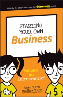 Starting Your Own Business : Become an Entrepreneur!, Paperback Book