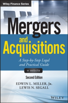 Mergers and Acquisitions : A Step-by-Step Legal and Practical Guide, EPUB eBook