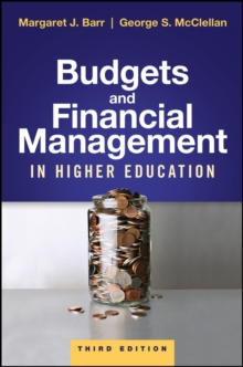Budgets and Financial Management in Higher Education, Hardback Book