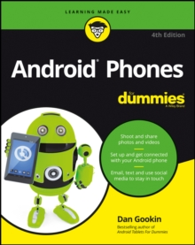 Android Phones For Dummies, Paperback / softback Book