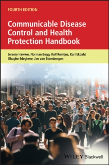 Communicable Disease Control and Health Protection Handbook, Paperback / softback Book