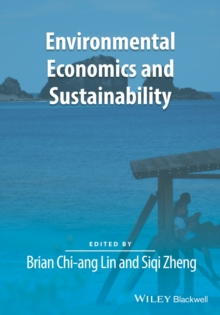 Environmental Economics and Sustainability, Paperback Book
