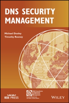 DNS Security Management, Hardback Book