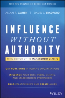 Influence Without Authority, Hardback Book
