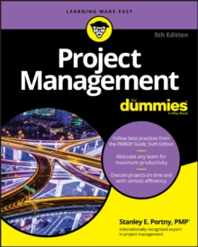 Project Management For Dummies, Paperback Book