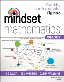 Mindset Mathematics: Visualizing and Investigating Big Ideas, Grade 7, PDF eBook