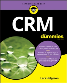 CRM For Dummies, Paperback Book