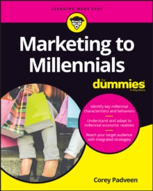Marketing to Millennials For Dummies, Paperback Book