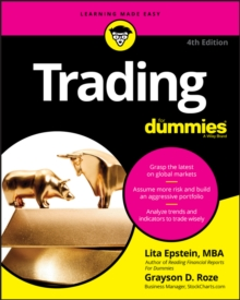 Trading For Dummies, Paperback Book