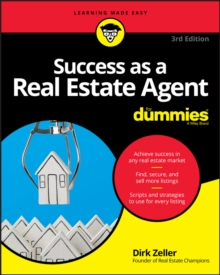 Success as a Real Estate Agent For Dummies, Paperback Book
