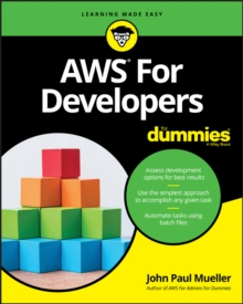 AWS for Developers For Dummies, Paperback Book