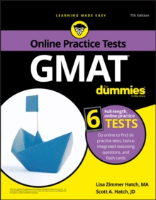 GMAT For Dummies, PDF eBook