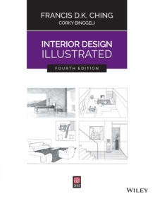 Interior Design Illustrated, Paperback / softback Book