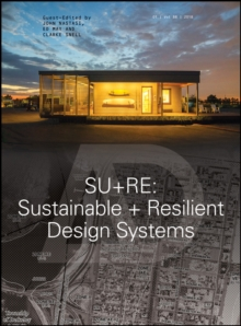 Su+re : Sustainable + Resilient Design Systems, Paperback / softback Book